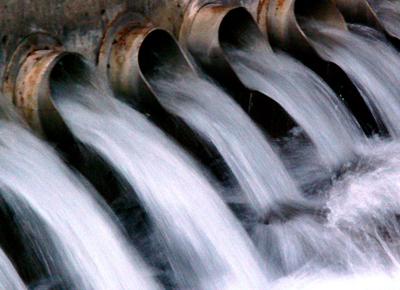 acqua di scarico