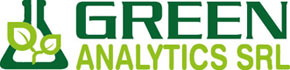 Logo del laboratorio chimico Green Analytics Srl